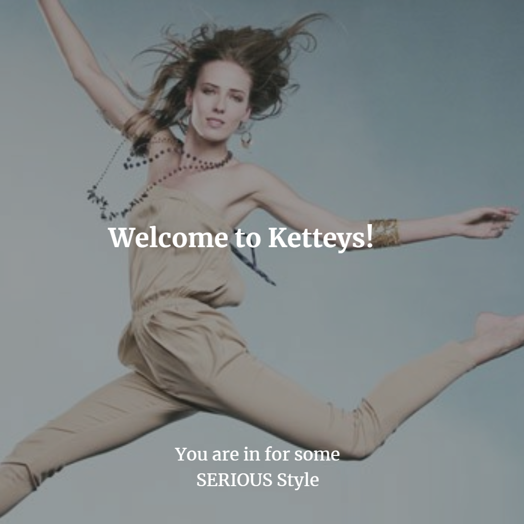 Welcome to Ketteys Fashion Blog